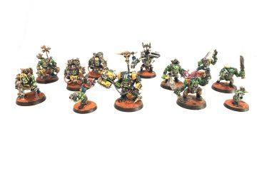 Warhammer 40k Ork Kill team