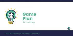 Life coaching in games