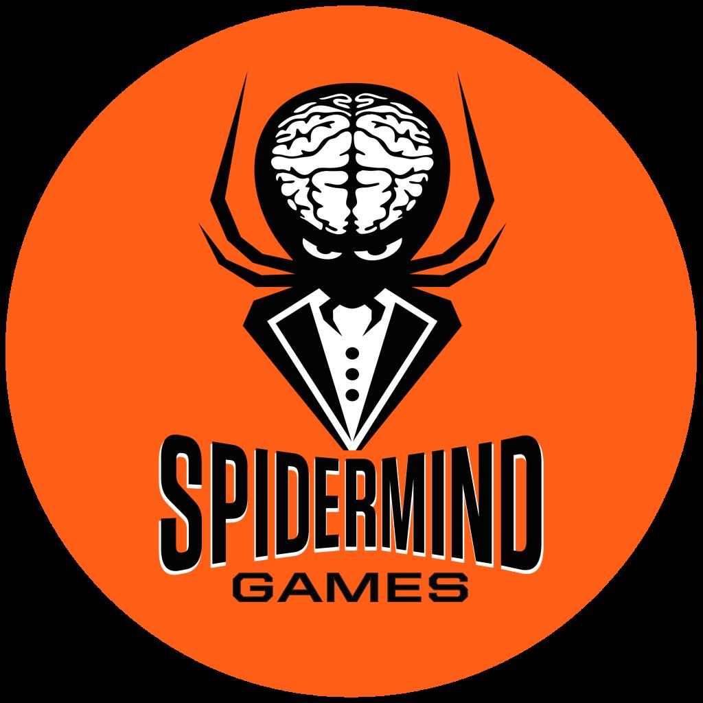 spidermind games logo