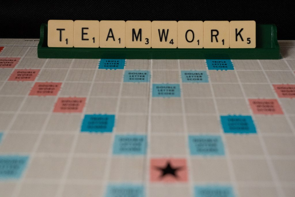 create rapport and build a team