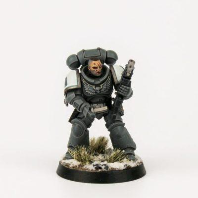 warhammer 40k professional miniature painter